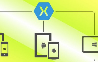 cross platform apps by Xamarin