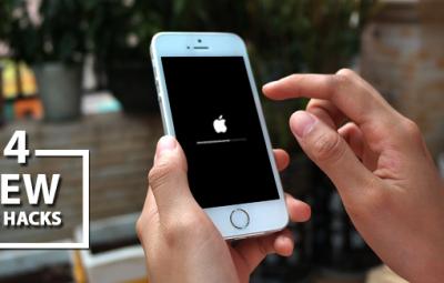 4 new iOS hacks